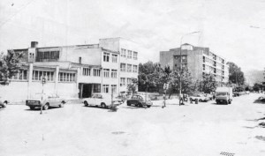 Objekti i ish-Shkollës së Lartë Teknike përkatësisht i Fakultetit të Xehetarisë dhe Metalurgjisë