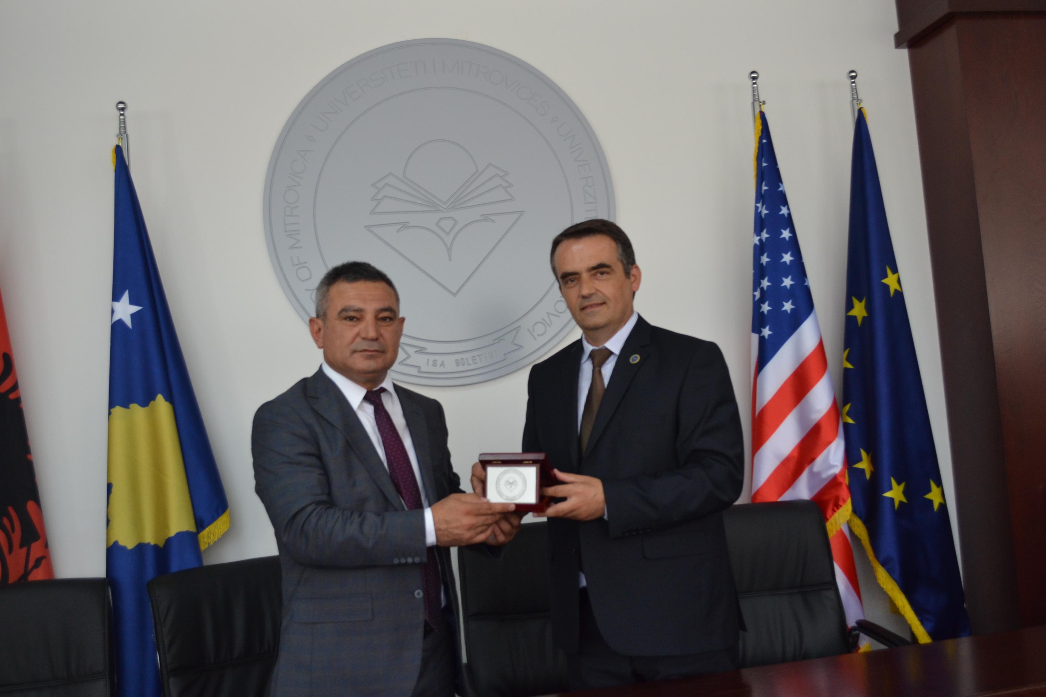 Marrëveshje Me Universitetin E Qanakalasë (korrik 2016)
