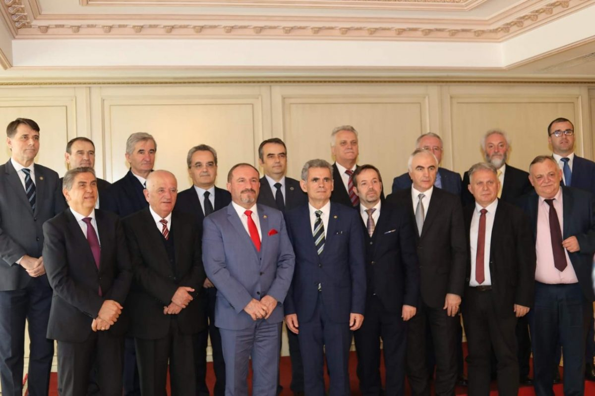 Albanian public universities collaborate to expand academic freedoms
