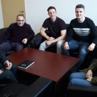 Dy Studentë Holandezë Kryejnë Pjesën Praktike Në FTU