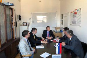 Marrëveshje Bashkëpunimi Ndërmjet UMIB-it Dhe Institutit Të Metaleve Dhe Teknologjisë Në Slloveni