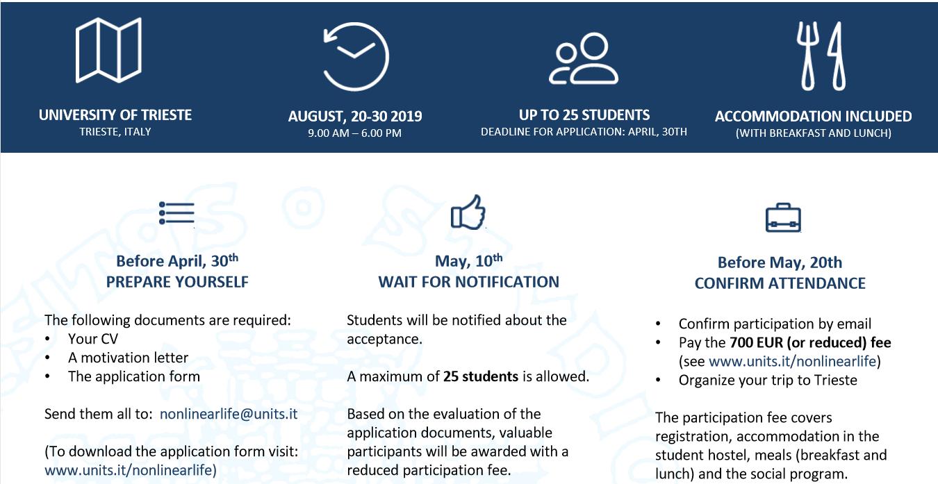 Universiteti Teknik i Rigës dhe Universiteti i Triestes, hapin aplikimet për shkollën verore të përbashkët