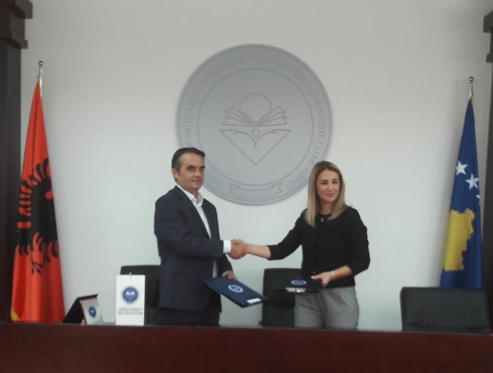 Marrëveshje bashkëpunimi me Institutin Pedagogjik të Kosovës