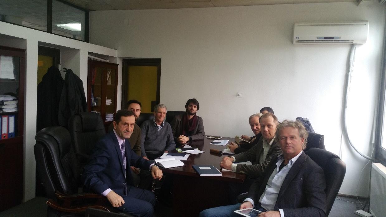 """Vazhdon Bashkëpunimi Në Kuadër Të Projektit """"Ecodairy"""""""
