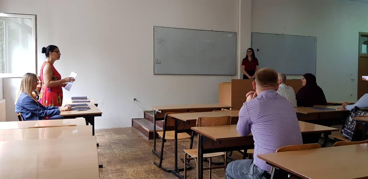 Diplomon gjenerata e parë e Fakultetit të Edukimit