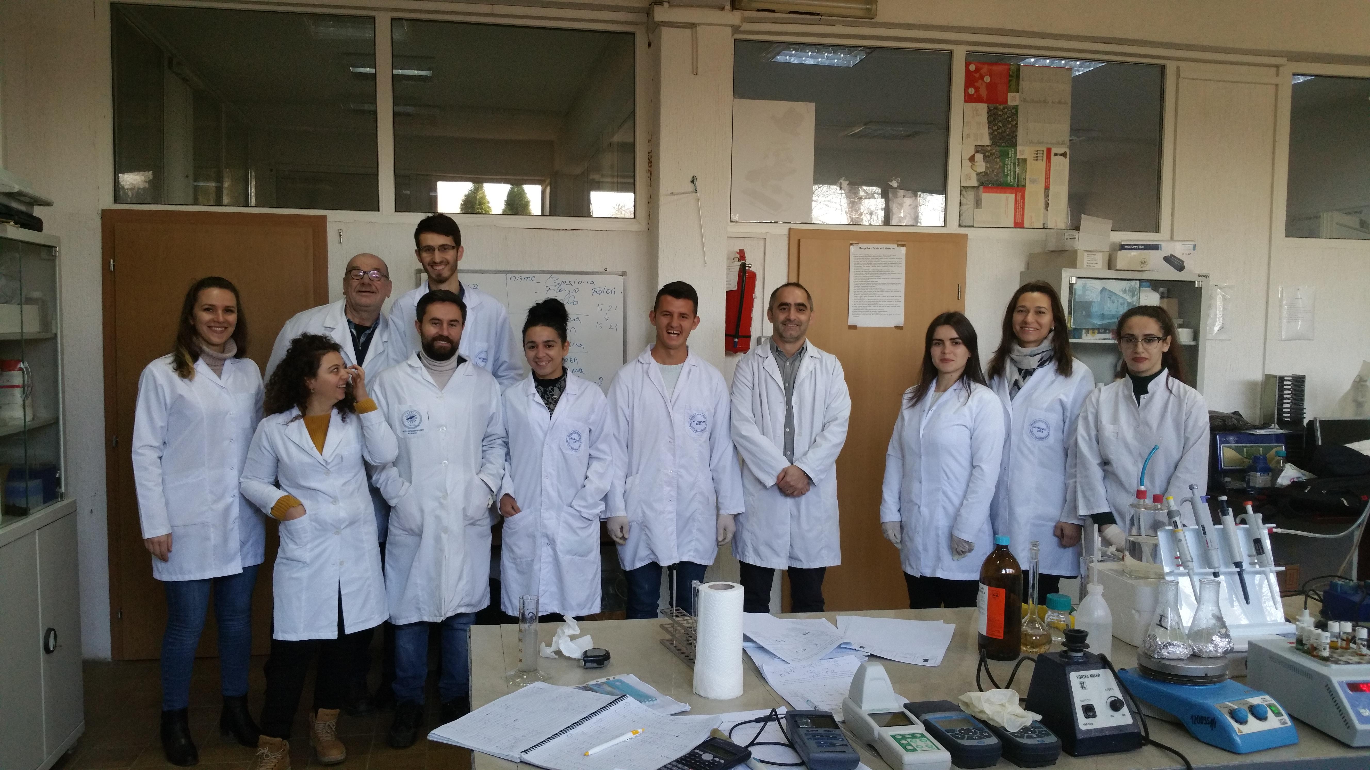 Stafi Dhe Studentët E UMIB-it Marrin Pjesë Në Trajnimin Nën Kuadër Të Erasmus+