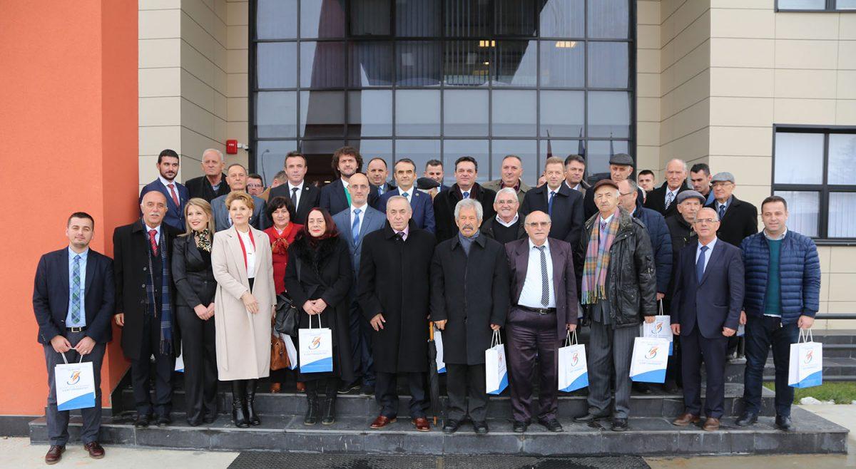 UMIB je poštovao profesore koji su doprineli konsolidaciji ovog univerziteta