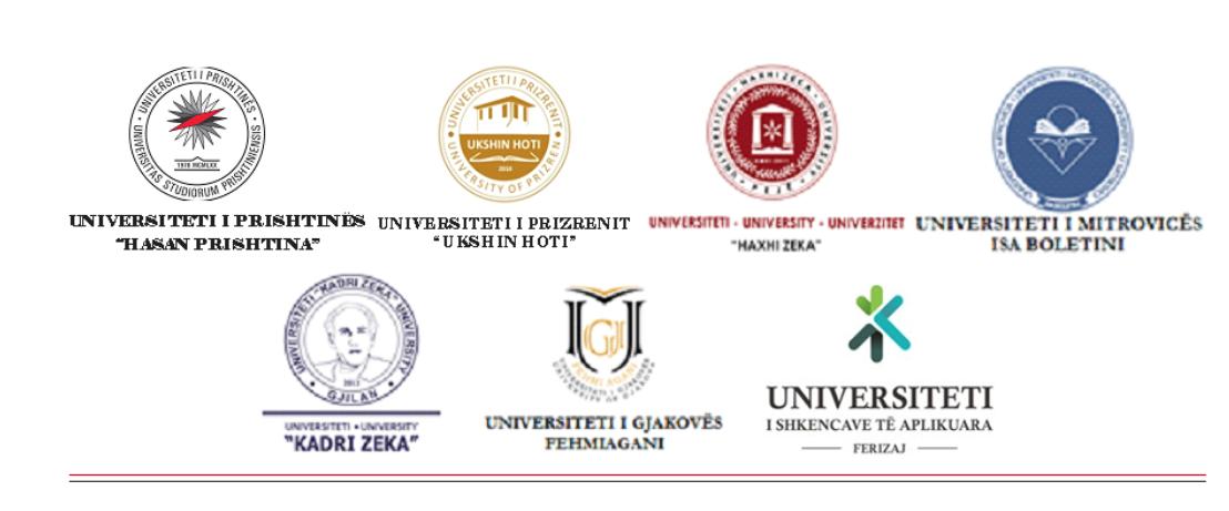 Deklaratë nga konferenca e rektorëve të universiteteve publike të Kosovës