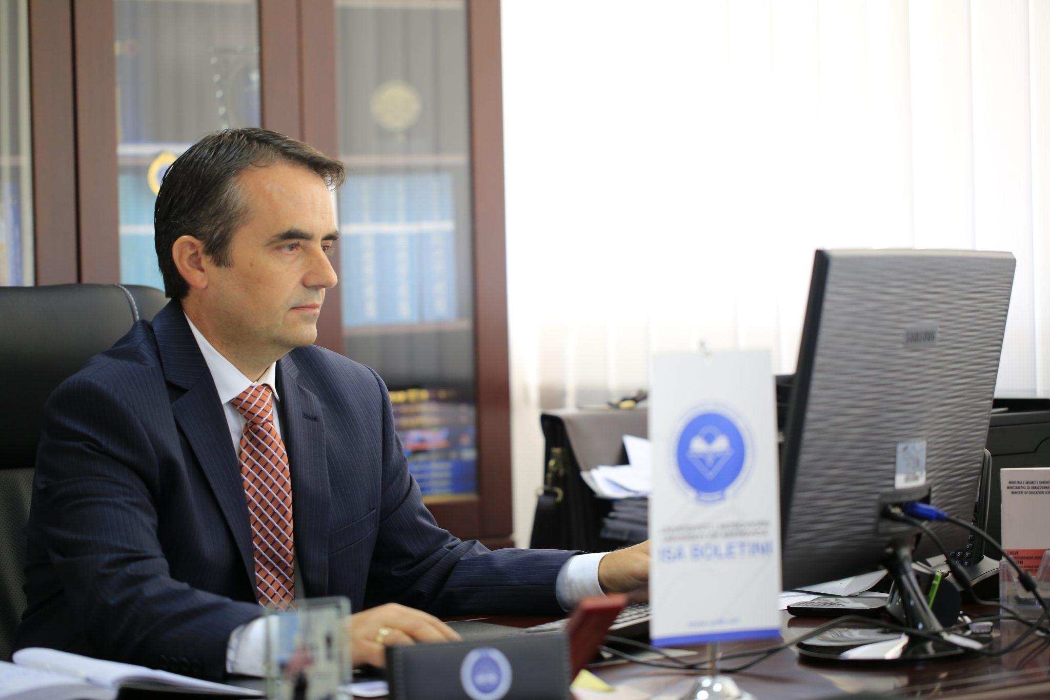 Urimi I Rektorit, Musaj, Për 17 Shkurtin – Ditën E Pavarësisë së Kosovës