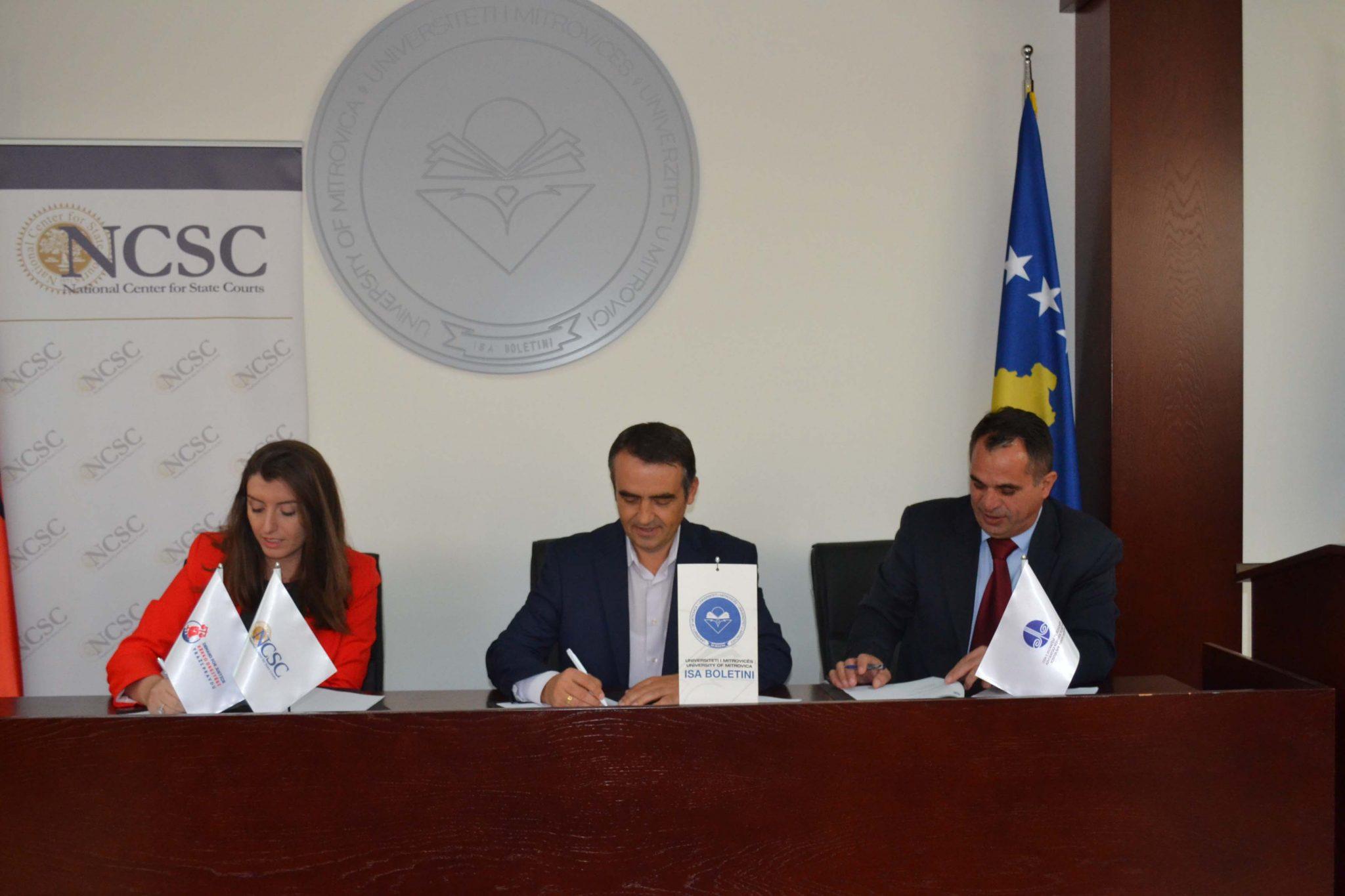 Marrëveshja Për Klinikën Juridike (tetor 2017)