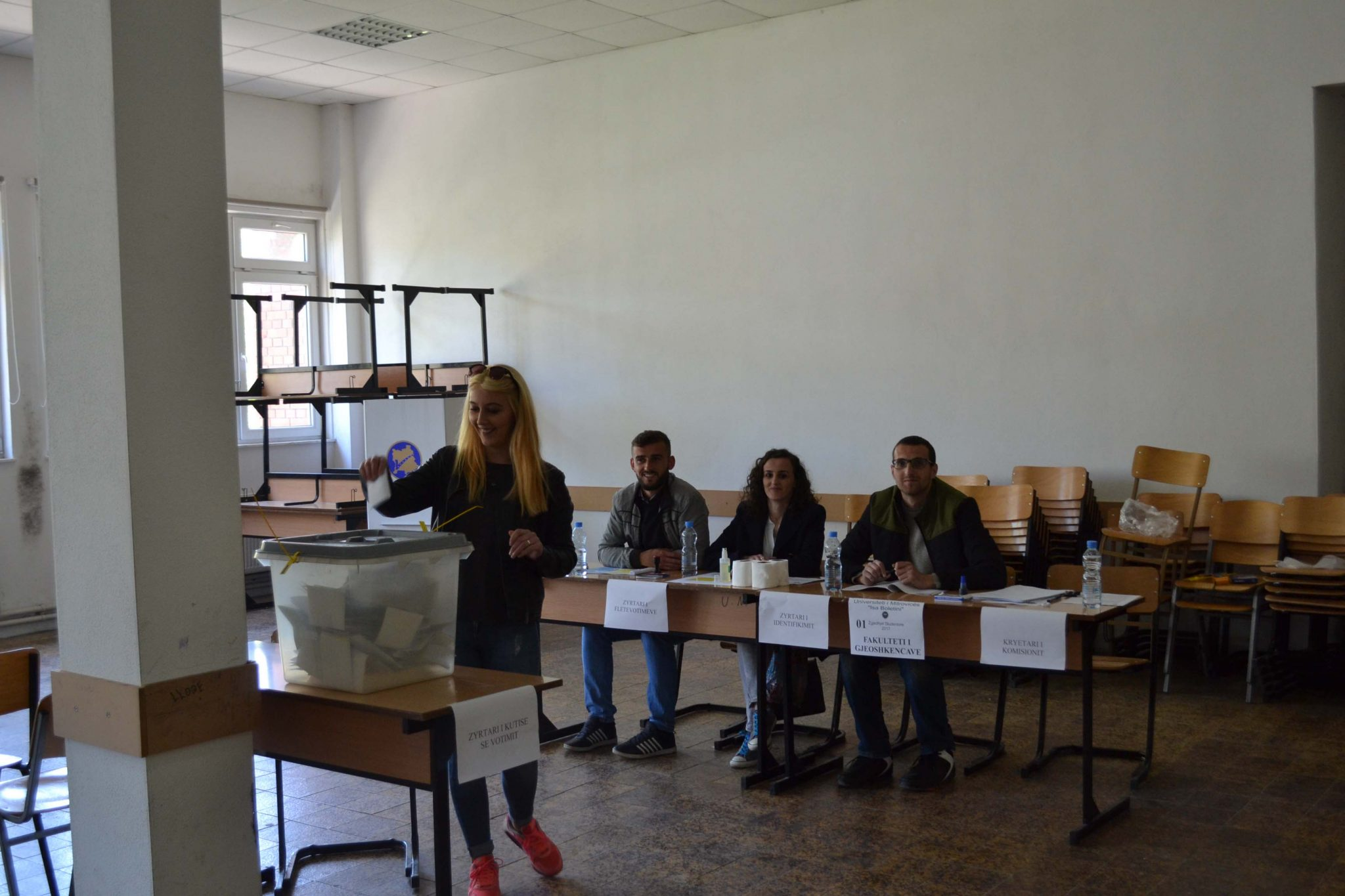Zgjedhjet Studentore (prill 2017)