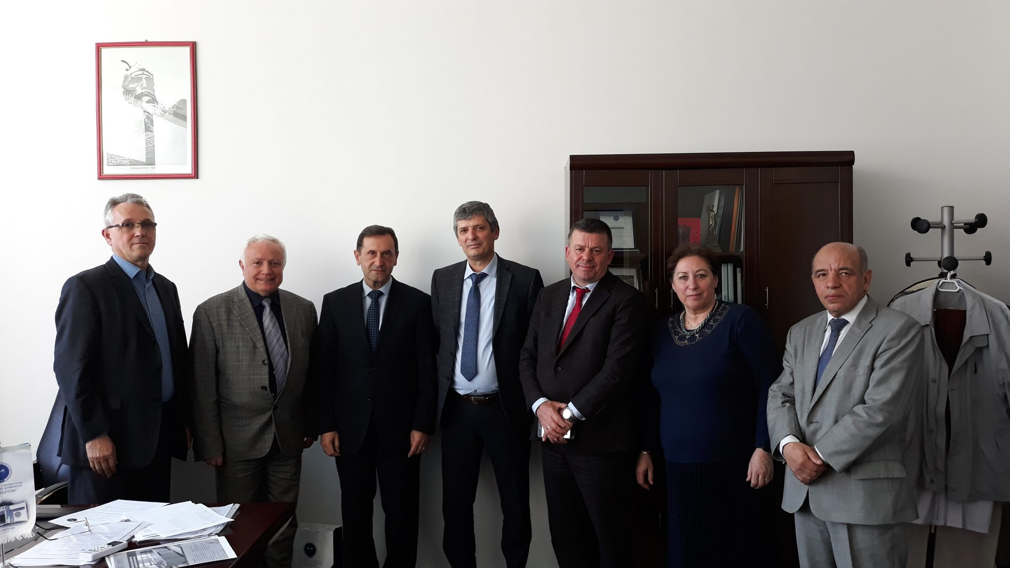 FTU Cooperates With The University Of Tirana FNS (Faculty Of Natural Sciences)