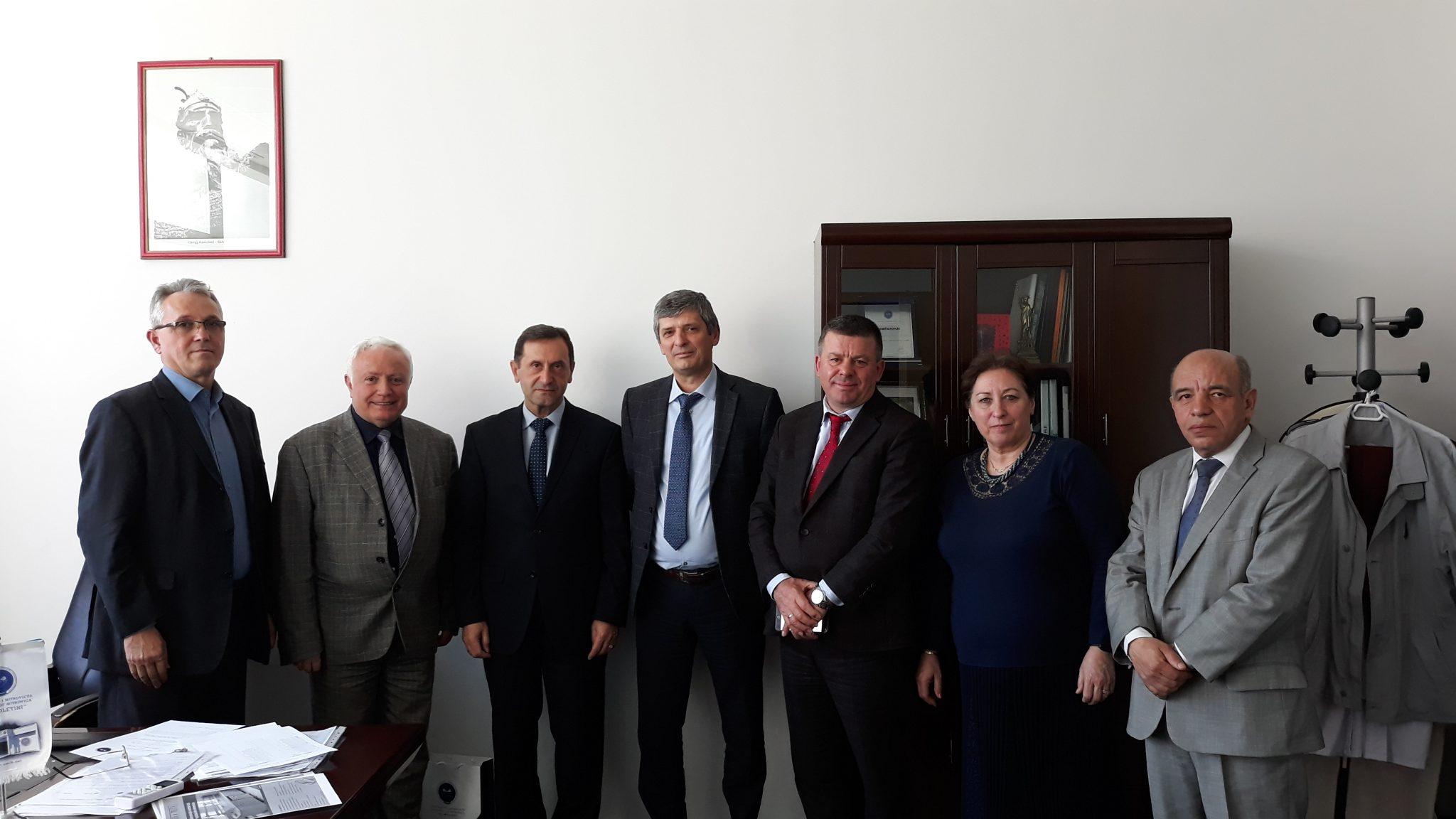 FTU-ja bashkëpunon me FSHN e Universitetit të Tiranës