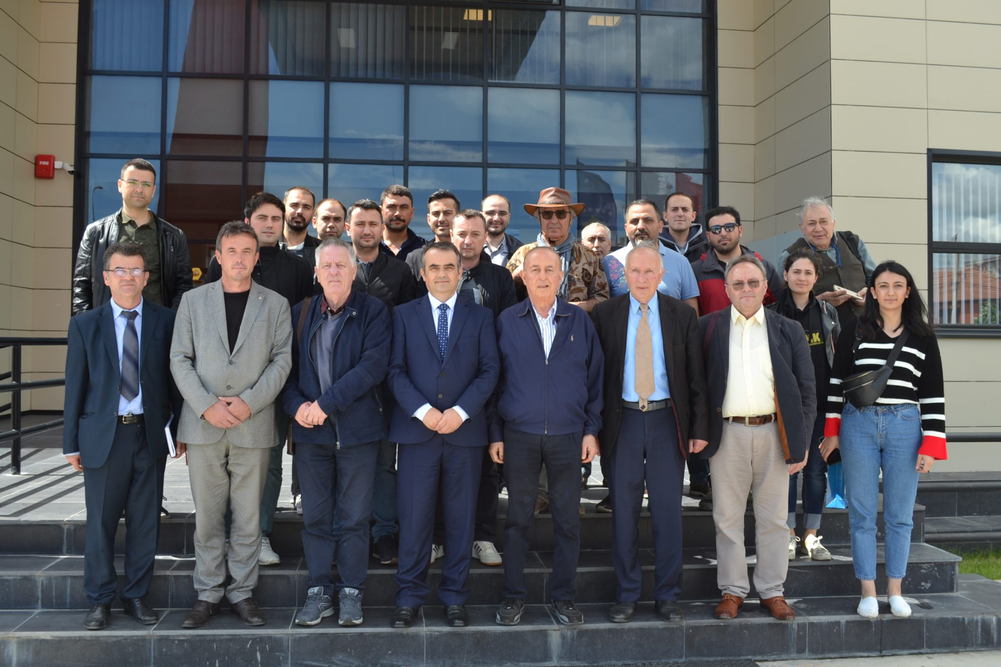 Professors And Students From Istanbul Technical University Visited UMIB