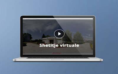 Shëtitje Virtuale